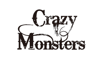 Crazy Monsters ロゴ