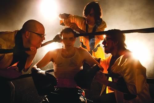 間もなく通算7作目のアルバム『ラディテュード』をリリースするウィーザー (c)Listen Japan