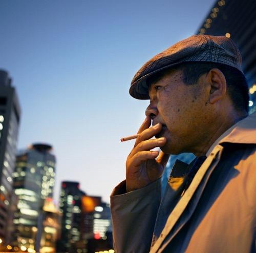 62歳にして歌手デビューという夢を掴み取った元刑事、中谷満男 (c)Listen Japan