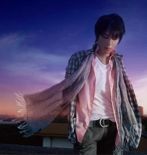 及川光博「君がまってる」ジャケット画像 (c)ListenJapan
