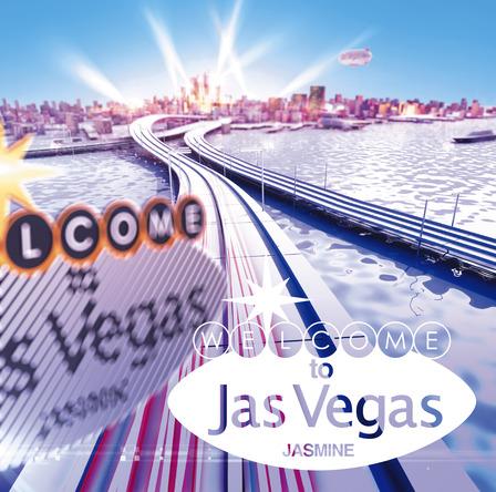 アルバム『Welcome to Jas Vegas』【初回生産限定盤】 (okmusic UP\'s)