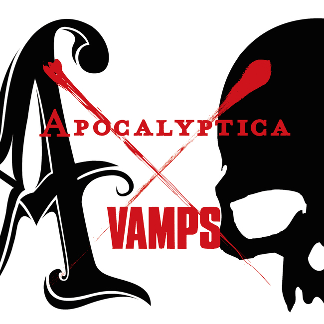APOCALYPTICA × VAMPS「SIN IN JUSTICE」
