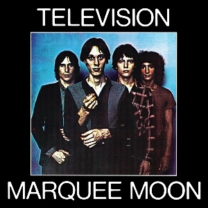 Television『Marquee Moon 』のジャケット写真