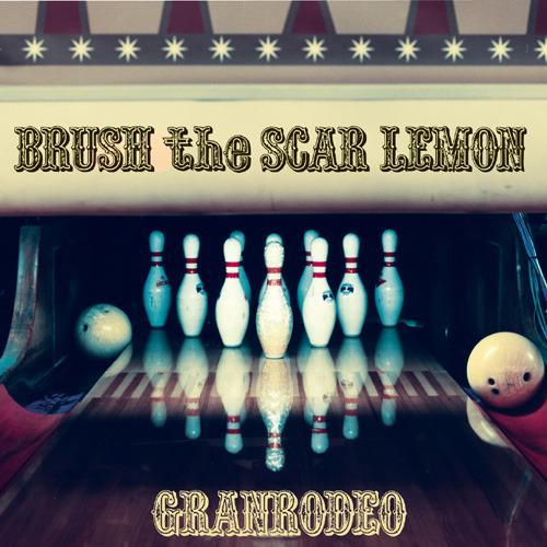 GRANRODEO『BRUSH the SCAR LEMON』初回生産限定盤ジャケット画像 (c)ListenJapan
