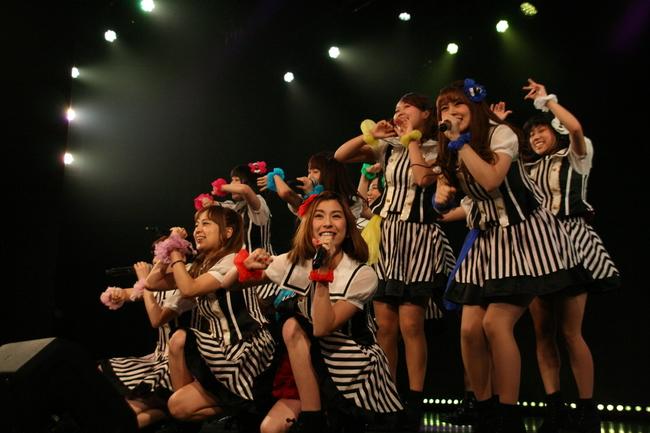 「ミナミアイドルフェスティバル11.22」(つぼみ)