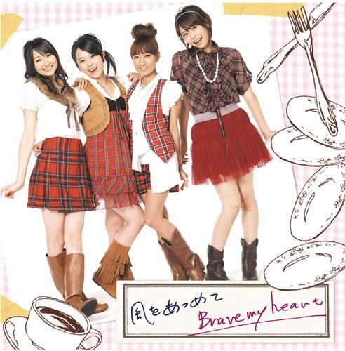 待望の3rdシングルをリリースするスフィアの4人 (c)ListenJapan