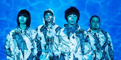 アルバム『paratroop』で11月メジャー・デビューを果たすsleepy.ab (c)Listen Japan