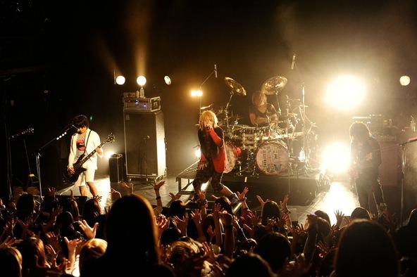 2月14日(土)@渋谷WWW photo by 釘野孝宏 (okmusic UP\'s)