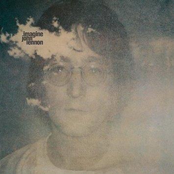John Lennon『Imagine』のジャケット写真