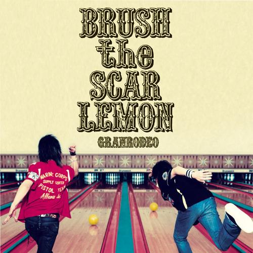 男子限定ライブを生放送するGRANRODEO(画像はアルバム『BRUSH the SCAR LEMON』通常盤ジャケ) (c)ListenJapan