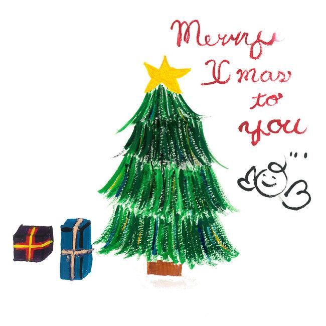 配信シングル「Merry Xmas To You」