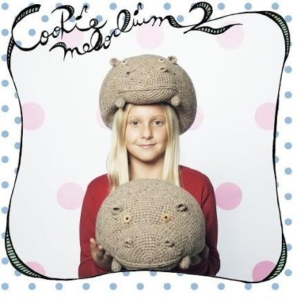 CooRie『melodium2』ジャケット