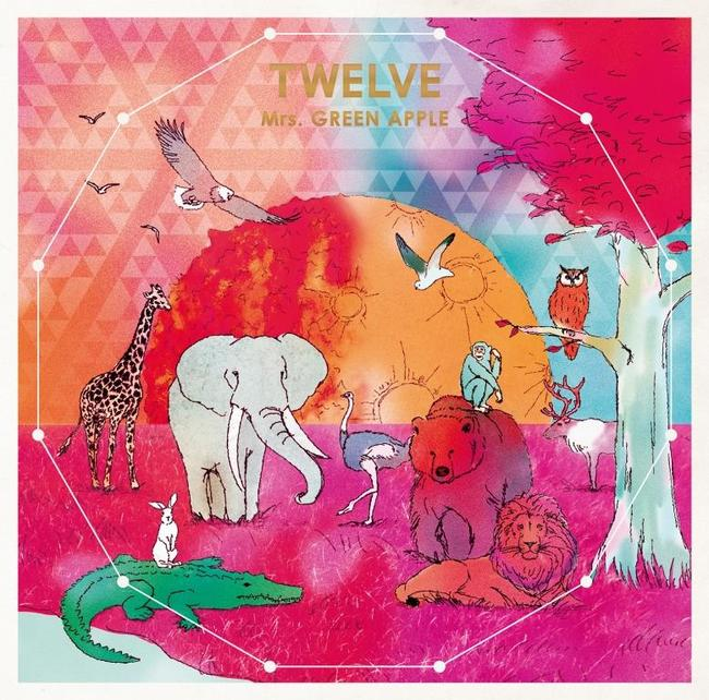 アルバム『TWELVE』【初回盤】(CD+DVD)