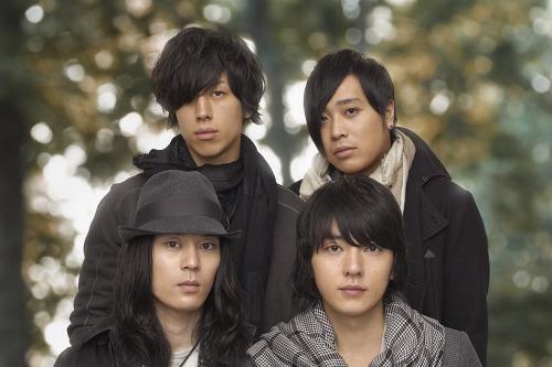 au「LISMO!」CMソング第2弾を配信限定でリリースするflumpool (c)Listen Japan