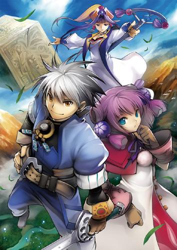 グランディア オンライン (C)GAME ARTS Co.,Ltd. All rights reserved.Published by GungHo Online Entertainment, Inc.