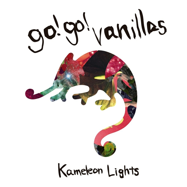 アルバム『Kameleon Lights』