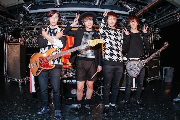 12月14日@タワーレコード渋谷店
