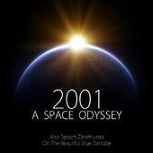 シティ・オブ・プラハ・フィルハーモニック・オーケストラ「2001年宇宙の旅」のジャケット写真