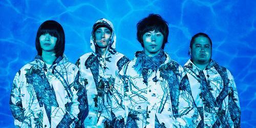 ニューアルバム『paratroop』をリリースするsleepy.ab (c)Listen Japan