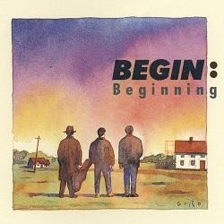 BEGIN「恋しくて」収録『Beginning』ジャケット画像