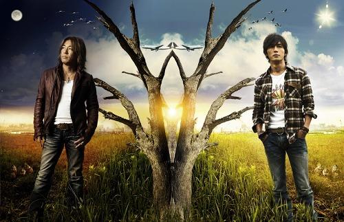 人気ドラマ『サラリーマン金太郎』シーズン2の主題歌に決定したB'z (c)Listen Japan