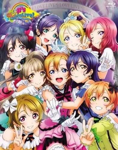 ミュージックBDセールス部門にて年間7位を獲得したライブBD「ラブライブ!μ's Go→Go! LoveLive! 2015~Dream Sensation!~ Blu-ray Memorial BOX」 (C)2013 プロジェクトラブライブ!