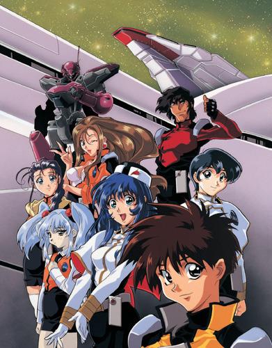 スターチャイルド30周年を記念してBlu-ray&DVDでリリースされる「機動戦艦ナデシコ」 (C)ジーベック/ナデシコ製作委員会・テレビ東京 (C)ジーベック/1998 NADESICO製作委員会