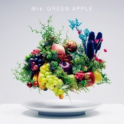Mrs. GREEN APPLE『Variety』ジャケット画像