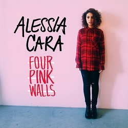 Alessia Cara『Four Pink Walls [EP]』ジャケット画像