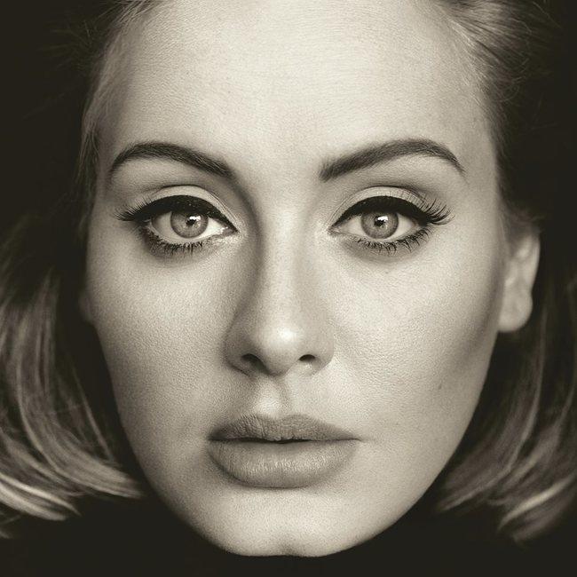 Adele「Hello」のジャケット写真
