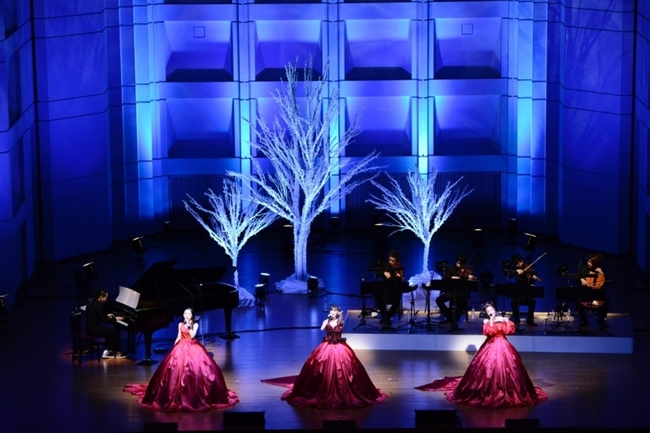 "Christmas Premium LIVE 2015 ""Kalafina with Strings""の模様"