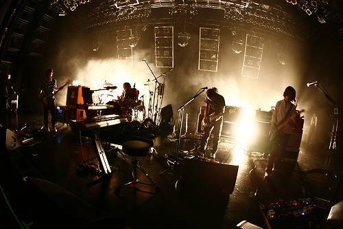 ストレイテナー/the HIATUSのツアー『BRAIN ECLIPSE TOUR』がスタート(写真はストレイテナー) (c)Listen Japan