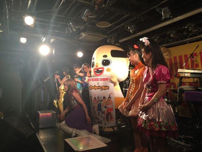 ライブDVD「赤裸ライアー TOUR FINAL!!! 2015 〜渋谷公会堂〜」リリース記念イベント@タワーレコード渋谷店