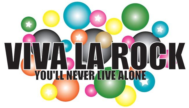『VIVA LA ROCK』ロゴ (okmusic UP's)