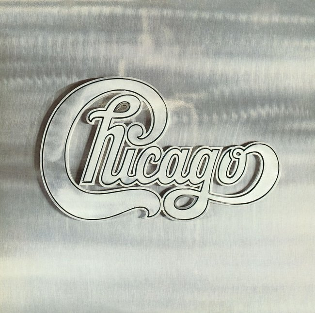 Chicago『Chicago』のジャケット写真