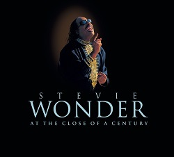 Stevie Wonder「I Just Called To Say I Love You」収録『At The Close Of A Century』ジャケット画像