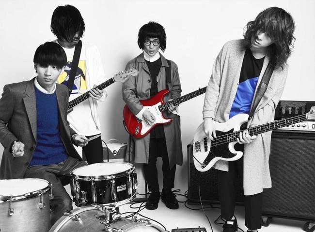 wowaka(Vocal & Guitar)、シノダ(Guitar & Chorus)、イガラシ(Bass)、ゆ—まお(Drums)からなる4人組ロックバンド・ヒトリエ