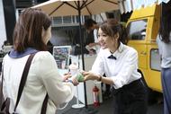 "chayが店長を務める1日限定カフェ""chayTEA""café (okmusic UP's)"