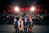 6月14日(水)@東京・ユナイテッド・シネマ豊洲 (okmusic UP's)