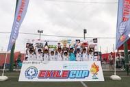 6月24日@『EXILE CUP 2017』 (okmusic UP's)
