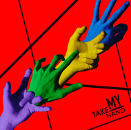 "单曲""TAKE MY HAND""(okmusic UP's)"