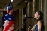 7月3日@アメリカ合衆国独立記念式典祝賀会 (okmusic UP's)