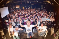 7月8日(土)@TSUTAYA O-crest (okmusic UP's)