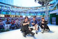 7月13日(木)@名古屋・アスナル金山 (okmusic UP's)