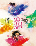 Blu-ray&DVD『BRADIO LIVE at 中野サンプラザ-FREEDOM tour 2017-』 (okmusic UP's)