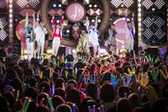 7月21日(金)@東京・SUMMER STATION LIVEアリーナ(六本木ヒルズアリーナ) (okmusic UP's)