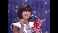 「スマイルフォーミー」(1981年4月12日レッツゴーヤング) (c)2017 NHK- (okmusic UP's)