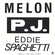 シングル「P.J. c/w EDDIE SPAGHETTI」 (okmusic UP's)