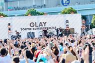 7月31日@フリーライブ「TOKYO SUMMERDELICS」 (okmusic UP's)