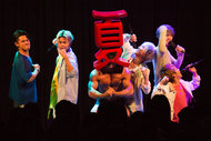 UNIONE「SEXY SEXY SEXY」Special Release Event (okmusic UP's)
